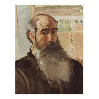 Carte Postale Autoportrait - Camille Pissarro