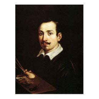 Carte Postale Autoportrait de Guido Reni-