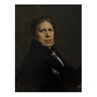 Carte Postale Autoportrait de Jean Auguste Dominique Ingres-