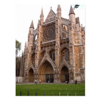 Carte Postale Autour de la Grande-Bretagne,    cathédrale de