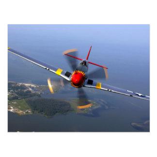 Carte Postale Avions