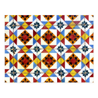 Carte Postale Azulejos