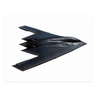 CARTE POSTALE B-2 ESPRIT - AILE DE VOL