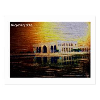 Carte Postale Bagdad Irak