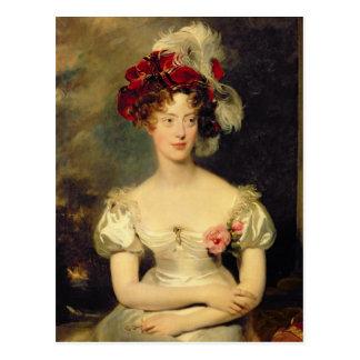 Carte Postale Baie de Marie-Caroline de Bourbon Duchesse De