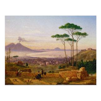 Carte Postale Baie de Naples