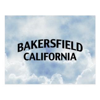 Carte Postale Bakersfield la Californie