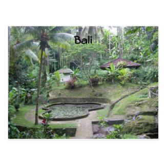 Carte Postale Bali