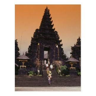 Carte Postale Bali, Indonésie