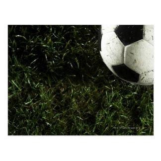 Carte Postale Ballon de football 4