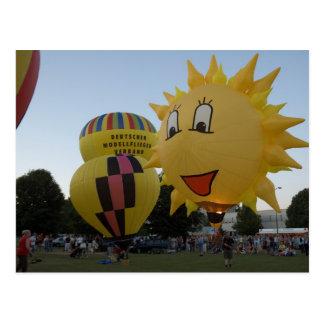 Carte Postale Ballon modelballon-1