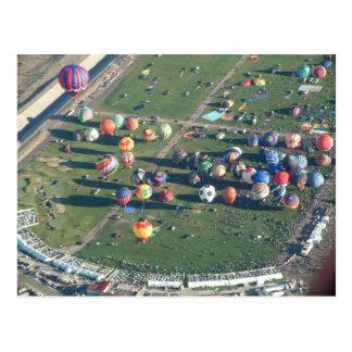 Carte Postale Balloonfiesta