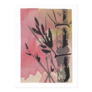 Carte Postale Bambou