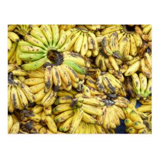 Carte Postale bananes !