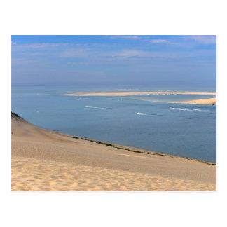 Carte Postale Banc d'Arguin vu de la dune de Pilat