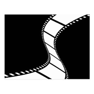 Carte Postale Bande de film
