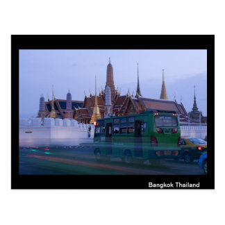 Carte Postale Bangkok Thaïlande