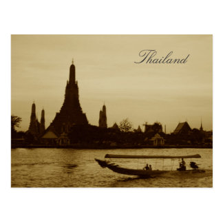 Carte Postale Bangkok, Thaïlande
