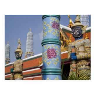 Carte Postale Bangkok, Thaïlande. Le palais grand 2 de Bangkok