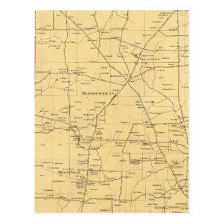 Carte Postale Banlieue noire d'Irwin