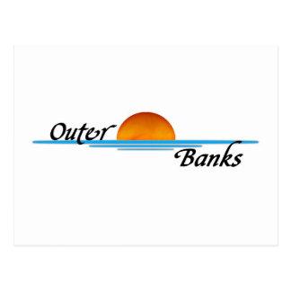 Carte Postale Banques externes