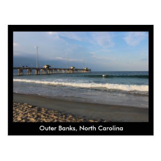 Carte Postale Banques externes la Caroline du Nord
