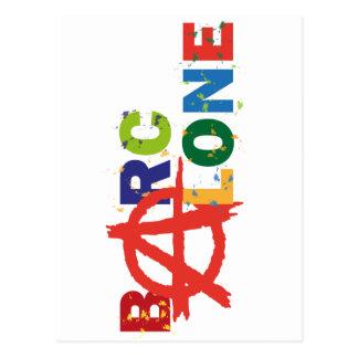 Carte Postale Barcalone