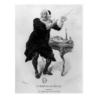 Carte Postale Bartholo