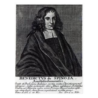 Carte Postale Baruch de Spinoza