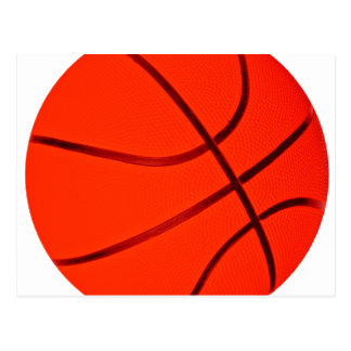 Carte Postale Basket-ball