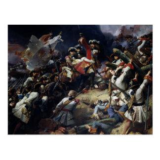 Carte Postale Bataille de Denain, le 24 juillet 1712, 1839