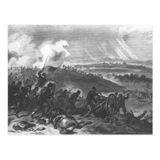 Carte Postale Bataille de Gettysburg