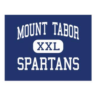 Carte Postale Bâti le Thabor - Spartans - hauts - Winston Salem
