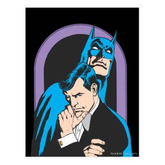 Carte Postale Batman/Bruce