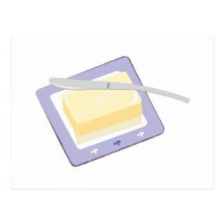 Carte Postale Bâton de beurre