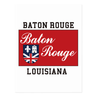 Carte Postale Baton Rouge Louisiane