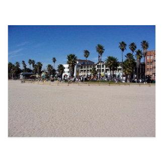 Carte Postale Batteurs de plage de Venise
