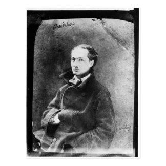 Carte Postale Baudelaire
