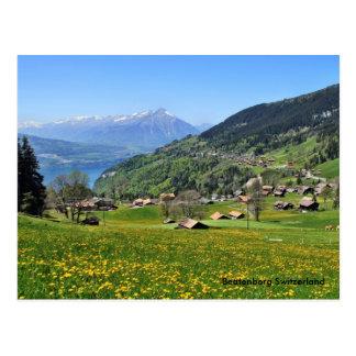 Carte Postale Beatenberg Suisse