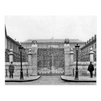 Carte Postale Beau-Arts de DES d'Ecole Nationale Superieure