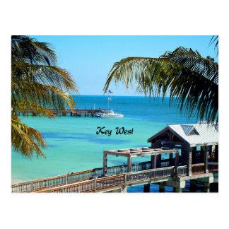 Carte Postale Beau Key West