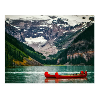 Carte Postale Beau Lake Louise, Canada