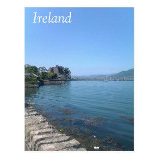 Carte Postale Beau littoral irlandais