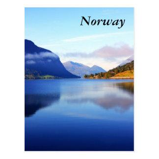 Carte Postale Beauté scandinave, Norvège