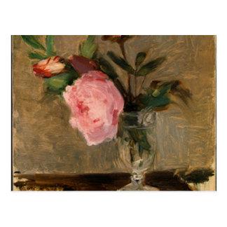 Carte Postale Beaux-arts de Berthe Morisot de pivoines