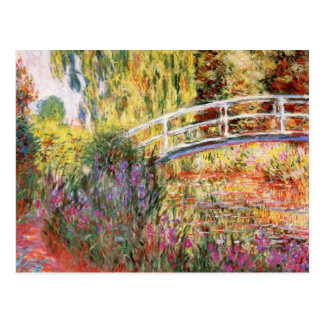 Carte Postale Beaux-arts de Claude Monet