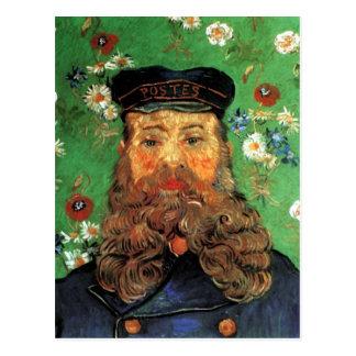 Carte Postale Beaux-arts de Joseph Roulin Van Gogh de facteur de