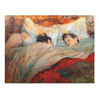 Carte Postale Beaux-arts de Toulouse Lautrec