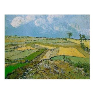Carte Postale Beaux-arts de Van Gogh de ciel opacifiés par