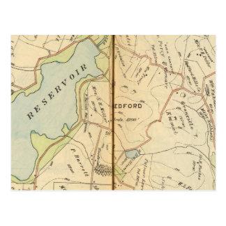 Carte Postale Bedford, New York 2